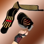 AK - WW - 1003<br><p>Wrist Wrap</p>  