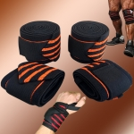 AK - WW - 1009<br><p>Knee & Wrist Wrap</p>